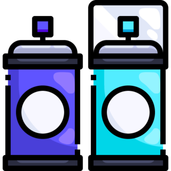 Icon png transparent Spray