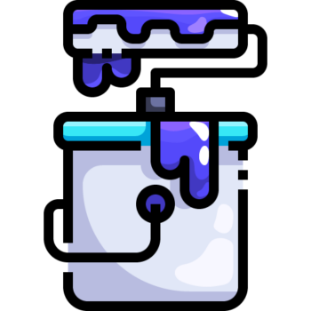 Icon png transparent Paint Bucket