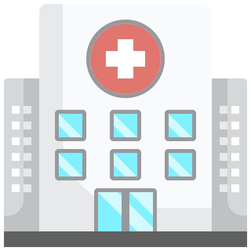 Icon png transparent Hospital