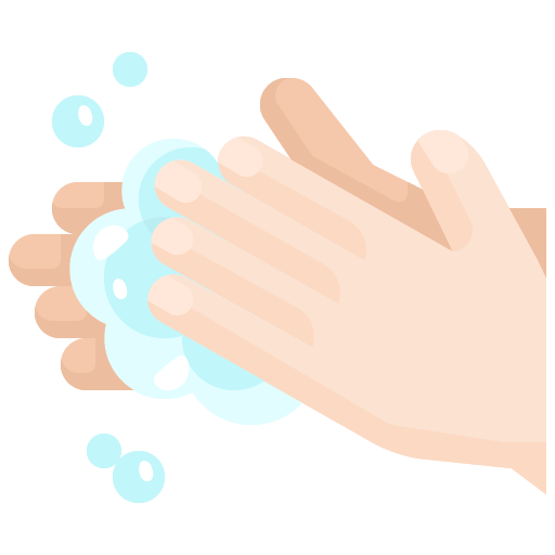 Icon png transparent Wash hand