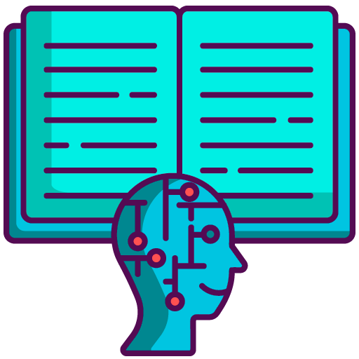 Icon png transparent AI Knowledge