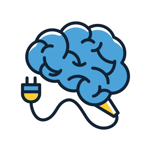Icon png transparent BRAIN RECHARGE