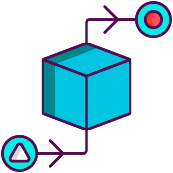 Icon png transparent Blackbox Learning