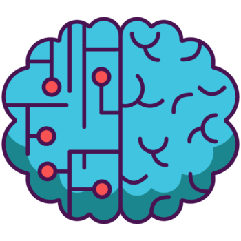 Icon png transparent Brain Simulation
