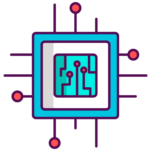 Icon png transparent Embedded Device