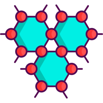 Icon png transparent Graphene