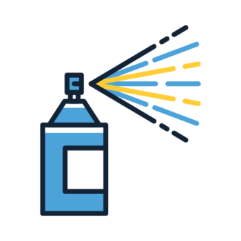 Icon png transparent SPRAY COLOR