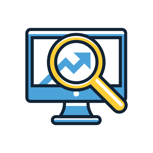 Icon png transparent TREND RESEARCH