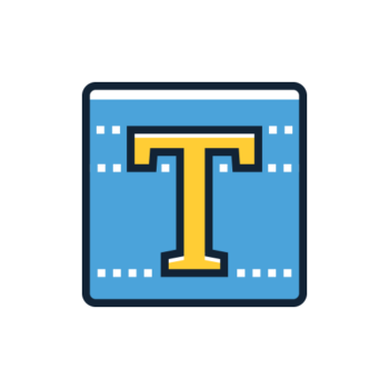 Icon png transparent TYPOGRAPHY