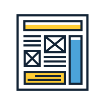 Icon png transparent WIREFRAME SKETCHING