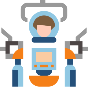 Icon png transparent robot technology engineer