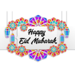 Vector happy eid mubarak png images