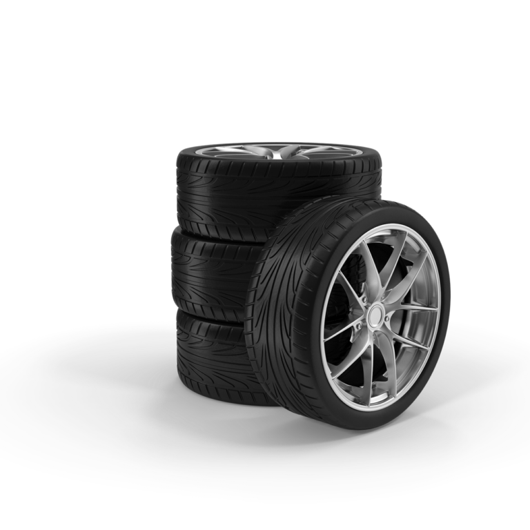 Car Tire Stack png image