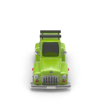 Cartoon Truck png image