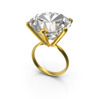 Diamond Ring png image