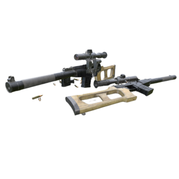 Latest Gun Png Vss Vintorez Sniper Rifle