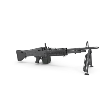 M Machine Gun png transparent pistol images