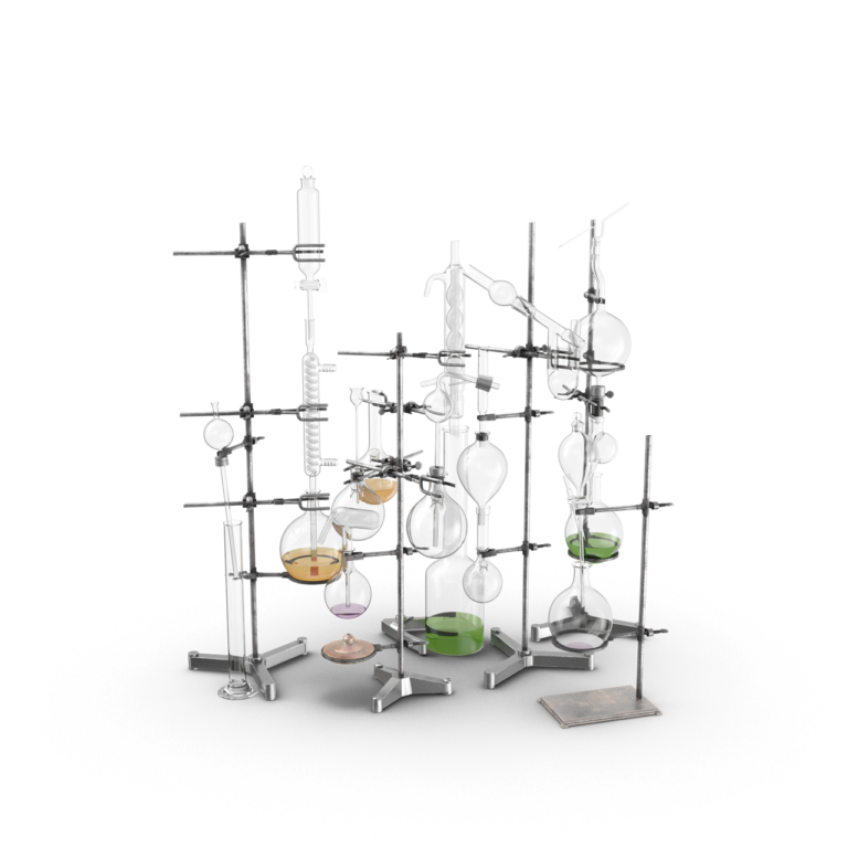 Mad Scientist Chemistry Set png image