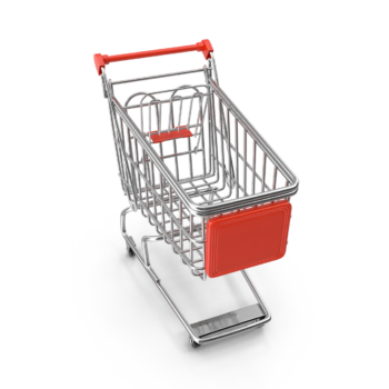 Model Shopping Cart png image