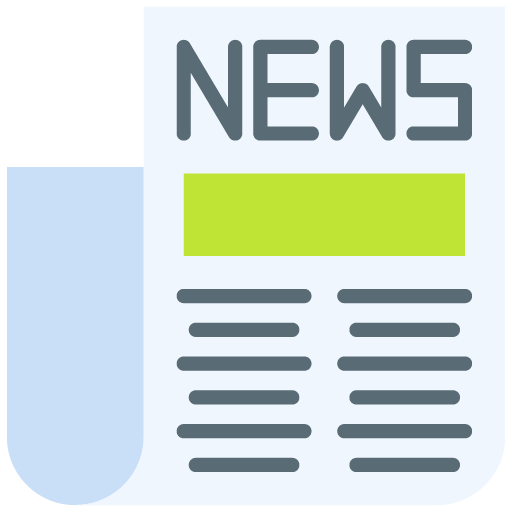 NEWSPAPER Aesthetic icon png
