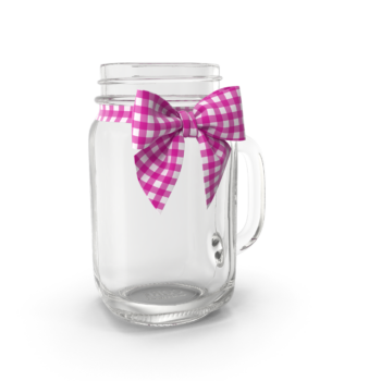 Pink Jar with Bow Png images
