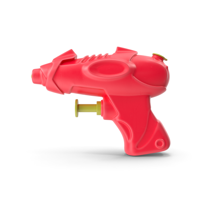 Pink Water Gun png transparent pistol images