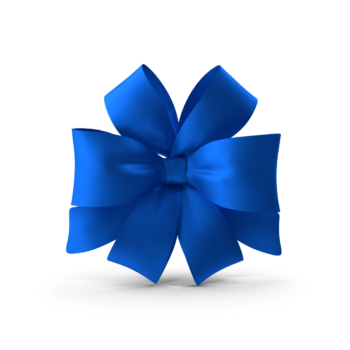 Red Bow Standing Up Png images
