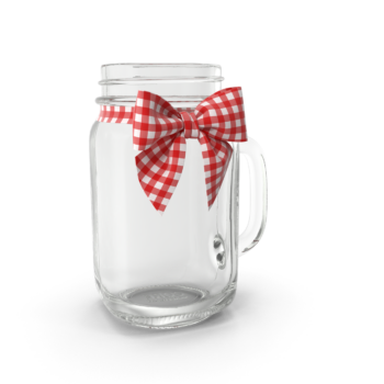 Red Jar with Bow Png images art