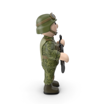 Soldier With Gun png transparent pistol images