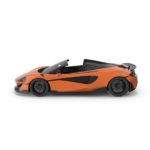 Sports Car Orange png image