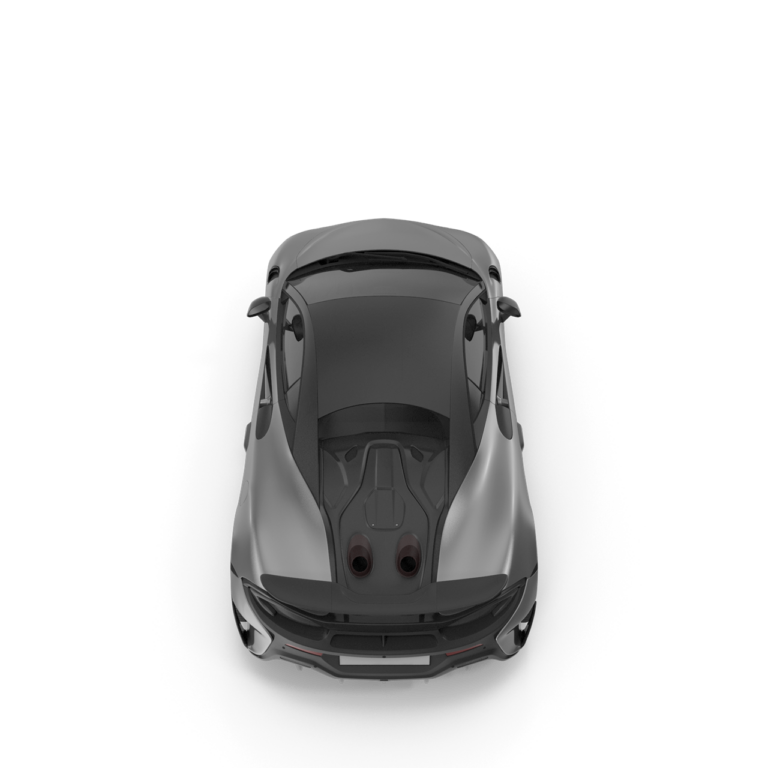 Sports Car Silver png image