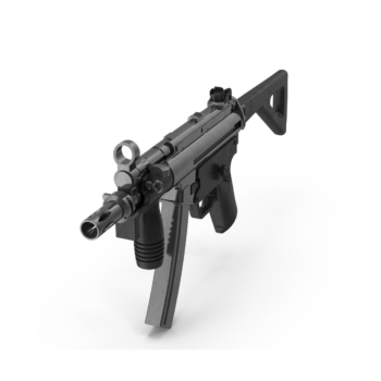 Sub Machine Gun png transparent pistol images