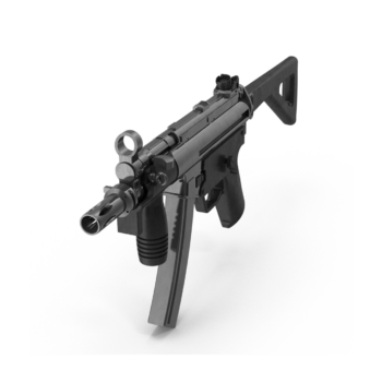 Sub Machine Gun G png transparent pistol images