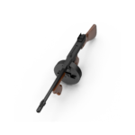 Tommy Gun png transparent pistol images