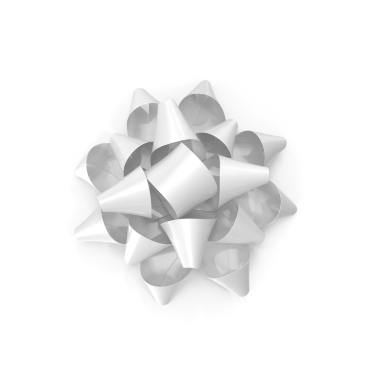 White Bow Png images art