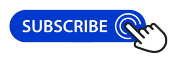 Youtube Subscribe Blue Button Template For Potential Vector Colorpng free png image download