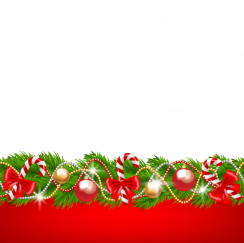 Christmas Decoration Vector Imgenes Png Wave Colorpng com