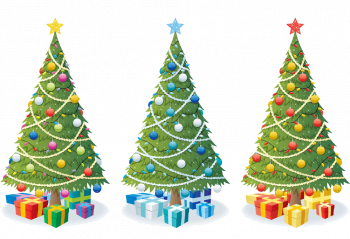 Christmas Tree And Gifts Vector Imgenes Png Wave Colorpng com