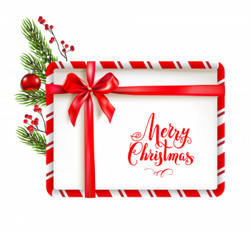 Holiday Stripe Frame And Tree Vector Imgenes Png Wave Colorpng com