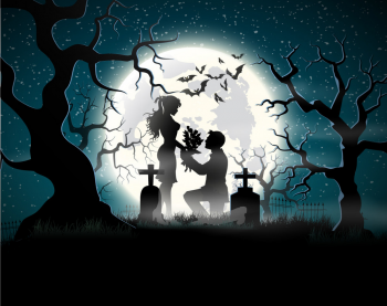 Soul Lovers In The Moonlight Vector Colorpng png free download
