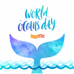 World Oceans Day Vector Imgenes Png Wave Colorpng com